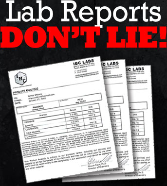Lab Reports Dont Lie