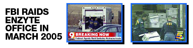 FBI Raids Enzyte Offices, 2015