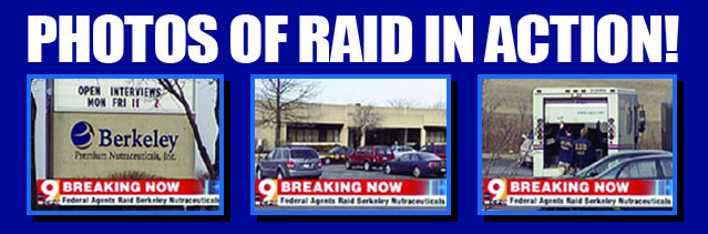 2005 Enzyte Raid by FBI