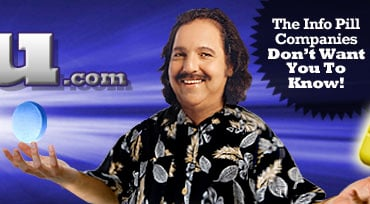 Ron Jeremy Porn God