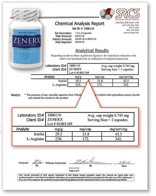 Zenerex Lab Report