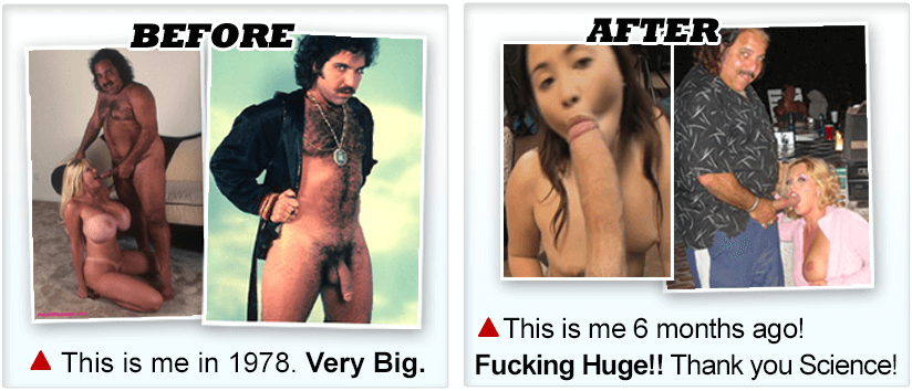 How Big Is Ron Jeremy Penis 13