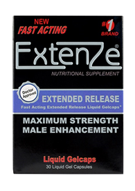 Extenze Black Package